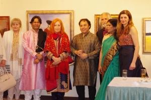 Концерт на устад Иршад Кхан в Зала
