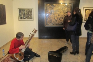 Exhibition by Lyuben Stoev