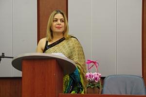 Презентация на НП Пуджа Капур (06.11.2017)