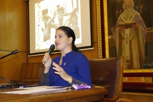 Театралното изкуство катхакали - презентация от доц.A.Мартонова (20.11.2017)