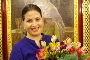 Presentation on Kathakali by Assoc.Prof.A.Martonova (20.11.2017)