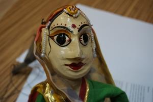 Кукленият театър в Раджастхан