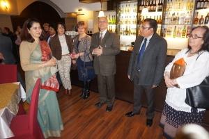 Farewell for Ambassador Rajesh Kumar Sachdeva (15.03.2017)